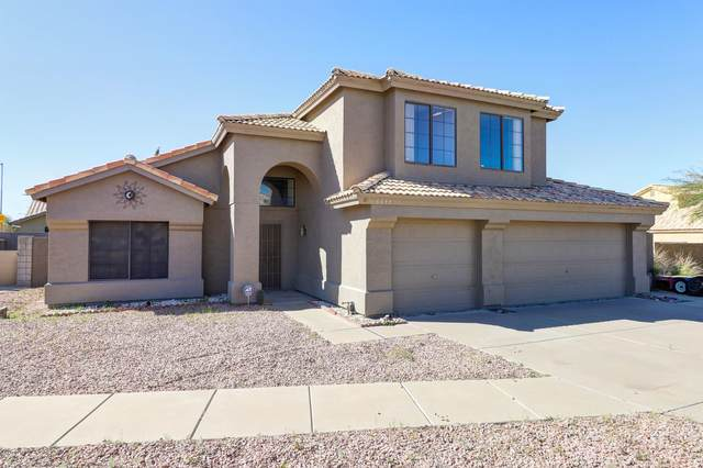 6633 E Palm Street, Mesa, AZ 85215 (MLS #6055921) :: The Kenny Klaus Team