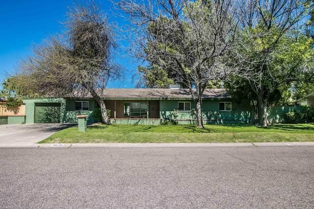 3626 E Coolidge Street, Phoenix, AZ 85018 (MLS #6055927) :: The Laughton Team