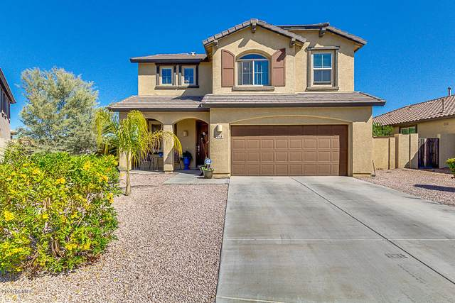848 E Euclid Avenue, Gilbert, AZ 85297 (MLS #6055959) :: Riddle Realty Group - Keller Williams Arizona Realty