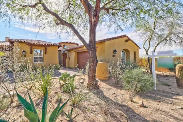 8851 E Mountain Spring Road, Scottsdale, AZ 85255 (MLS #6056009) :: The Laughton Team