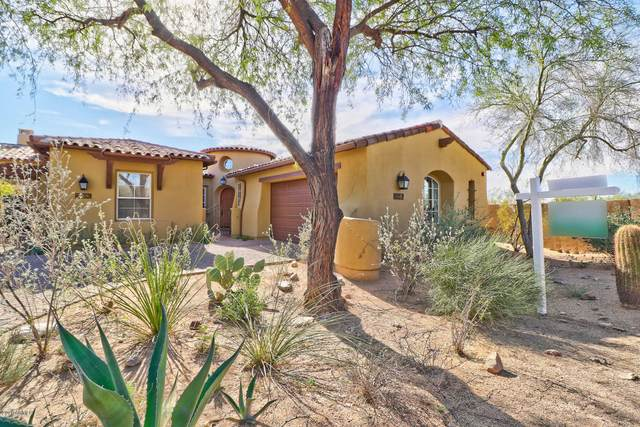 8851 E Mountain Spring Road, Scottsdale, AZ 85255 (MLS #6056009) :: Revelation Real Estate