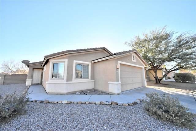 2266 Copper Sky Drive, Sierra Vista, AZ 85635 (MLS #6056019) :: The Kenny Klaus Team