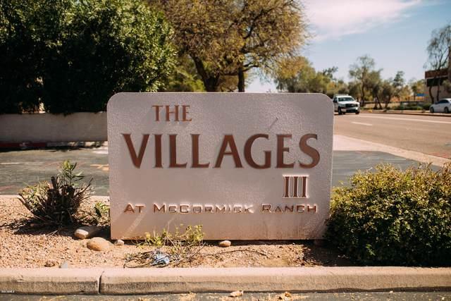 9460 E Mission Lane #111, Scottsdale, AZ 85258 (MLS #6056060) :: Brett Tanner Home Selling Team