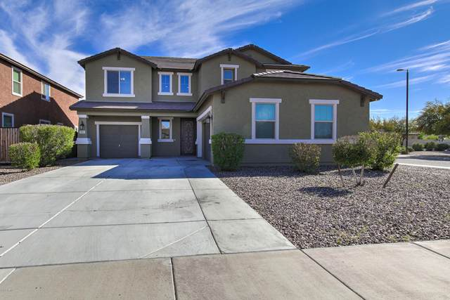 905 W Desert Hollow Drive, San Tan Valley, AZ 85143 (MLS #6056061) :: Riddle Realty Group - Keller Williams Arizona Realty