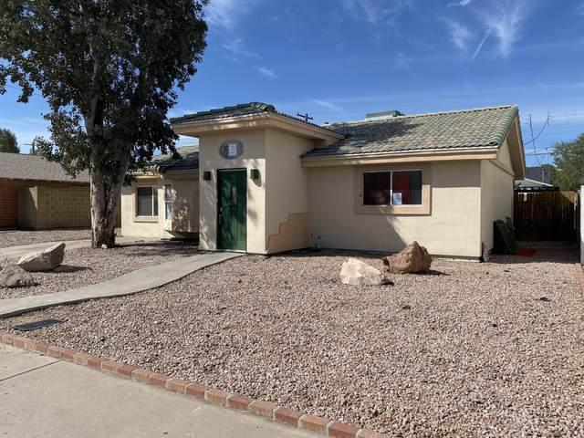 8420 E Virginia Avenue, Scottsdale, AZ 85257 (MLS #6056142) :: Riddle Realty Group - Keller Williams Arizona Realty