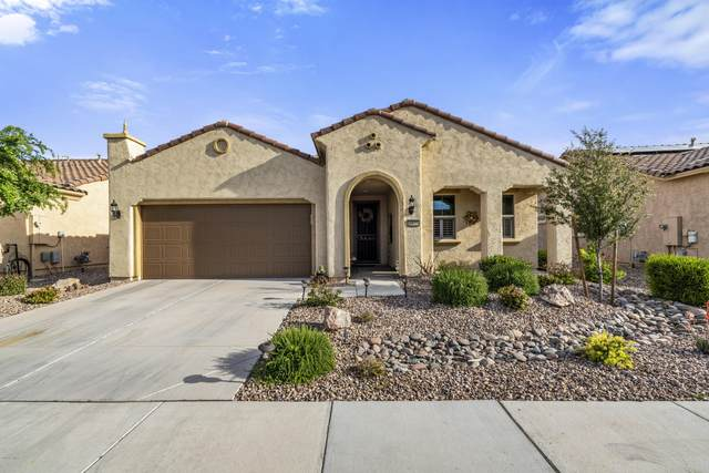 7838 W Silver Spring Way, Florence, AZ 85132 (MLS #6056166) :: Lifestyle Partners Team