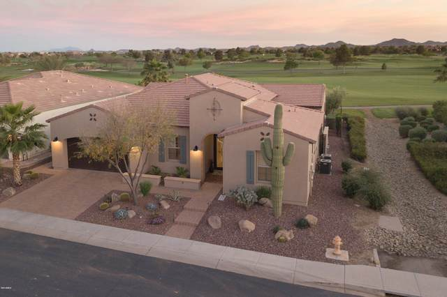1283 E Sweet Citrus Drive, Queen Creek, AZ 85140 (MLS #6056219) :: Arizona Home Group