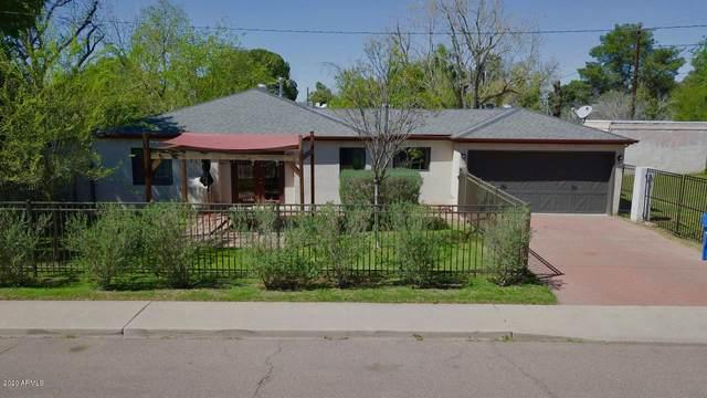 1302 W Heatherbrae Drive, Phoenix, AZ 85013 (MLS #6056235) :: neXGen Real Estate