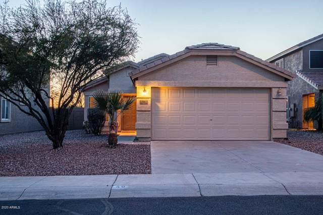 50 N 224TH Lane, Buckeye, AZ 85326 (MLS #6056238) :: The Kenny Klaus Team