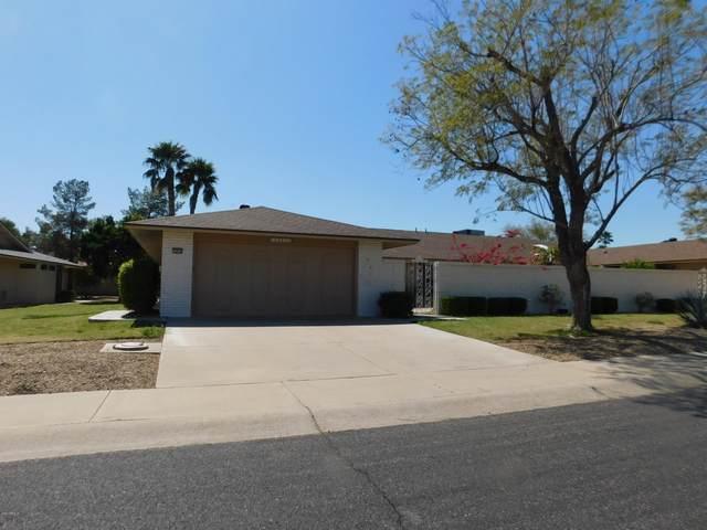 12819 W Shadow Hills Drive, Sun City West, AZ 85375 (MLS #6056245) :: Nate Martinez Team