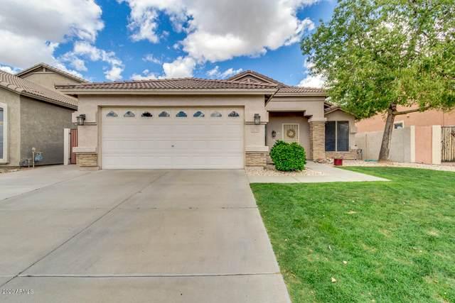8618 E Meseto Avenue, Mesa, AZ 85209 (MLS #6056296) :: Conway Real Estate