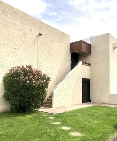 3828 N 32nd Street #205, Phoenix, AZ 85018 (MLS #6056300) :: Openshaw Real Estate Group in partnership with The Jesse Herfel Real Estate Group