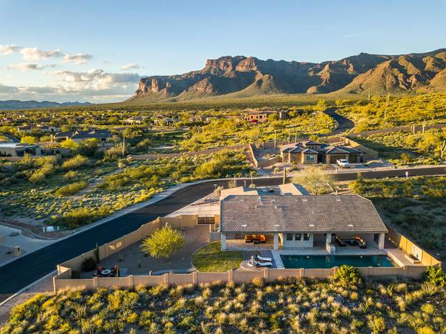 8789 E Canyon Vista Drive, Gold Canyon, AZ 85118 (MLS #6056321) :: Dijkstra & Co.