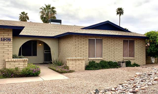 1908 N Tamarisk Street, Chandler, AZ 85224 (MLS #6056327) :: The Results Group