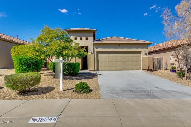 18244 W Eva Street, Waddell, AZ 85355 (MLS #6056337) :: Kortright Group - West USA Realty