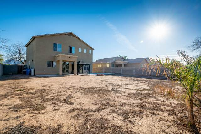 10104 W Raymond Street, Tolleson, AZ 85353 (MLS #6056379) :: Kepple Real Estate Group