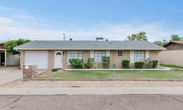 219 E El Camino Drive, Phoenix, AZ 85020 (MLS #6056399) :: Brett Tanner Home Selling Team