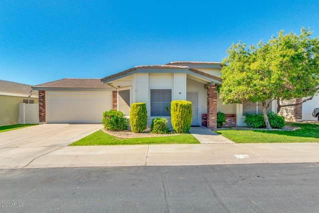 1616 N Alta Mesa Drive #49, Mesa, AZ 85205 (MLS #6056408) :: The Kenny Klaus Team
