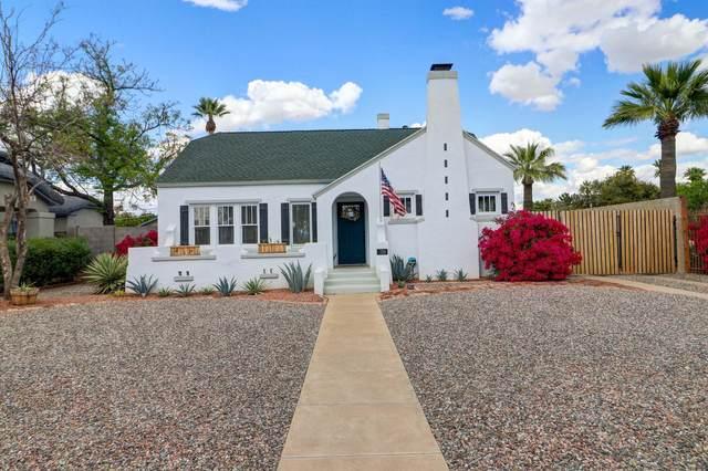 706 W Culver Street, Phoenix, AZ 85007 (MLS #6056438) :: Riddle Realty Group - Keller Williams Arizona Realty