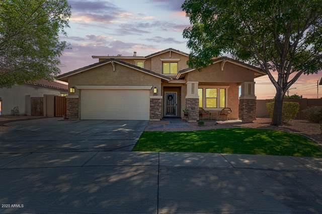 3243 E Fandango Drive, Gilbert, AZ 85298 (MLS #6056445) :: The Kenny Klaus Team
