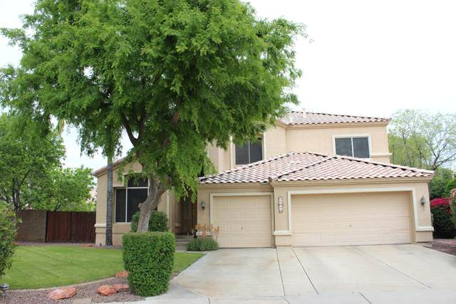 19834 N 67TH Lane, Glendale, AZ 85308 (MLS #6056451) :: The Laughton Team