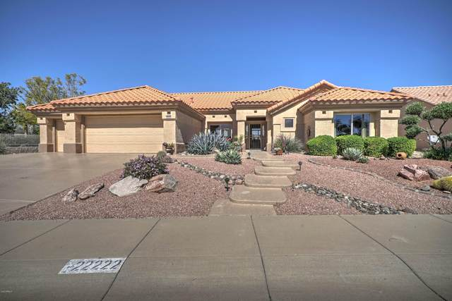 22222 N Golf Club Drive, Sun City West, AZ 85375 (MLS #6056494) :: Brett Tanner Home Selling Team