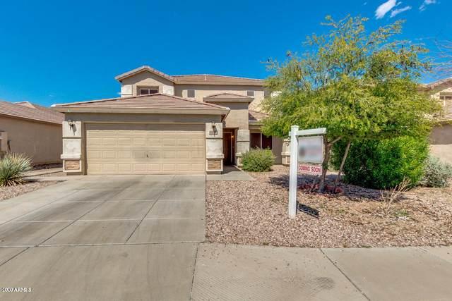22206 W Sonora Street, Buckeye, AZ 85326 (MLS #6056506) :: The Kenny Klaus Team