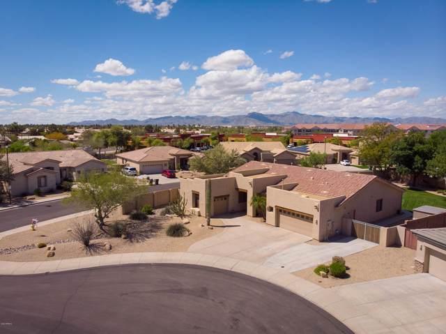 14892 W Hillside Street, Goodyear, AZ 85395 (MLS #6056522) :: The Laughton Team