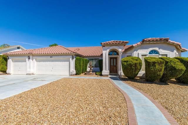 809 N Parkcrest Circle, Mesa, AZ 85205 (MLS #6056567) :: The Kenny Klaus Team