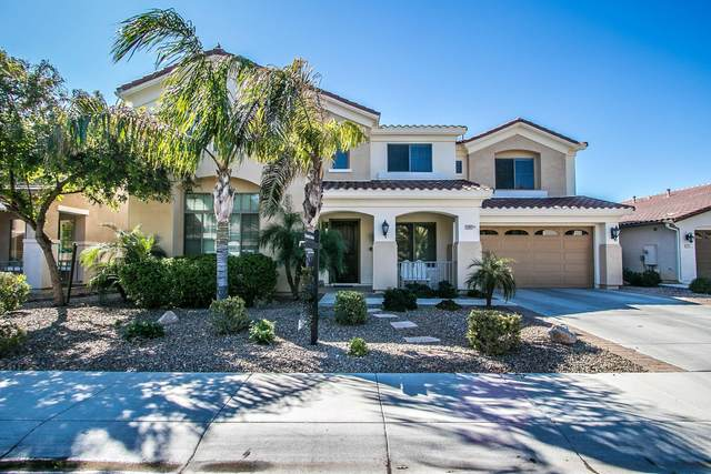 2487 E Ficus Way, Gilbert, AZ 85298 (MLS #6056589) :: Revelation Real Estate