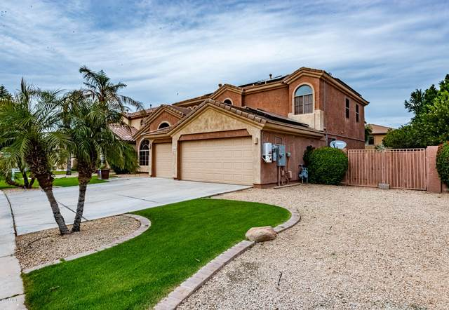 13610 W Monte Vista Road, Goodyear, AZ 85395 (MLS #6056607) :: Conway Real Estate