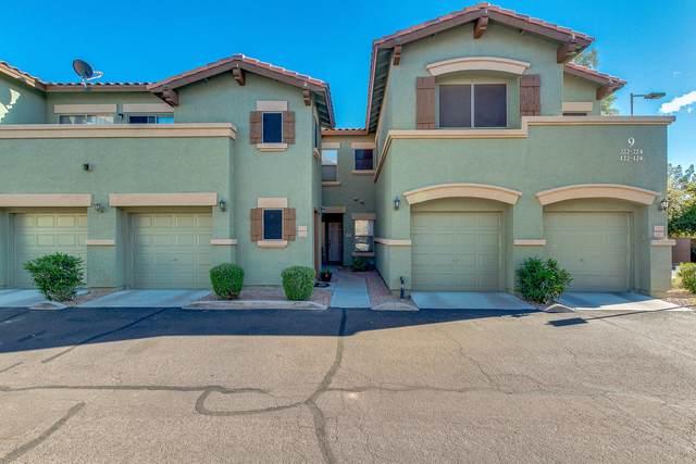 2831 E Southern Avenue #123, Mesa, AZ 85204 (MLS #6056617) :: Yost Realty Group at RE/MAX Casa Grande