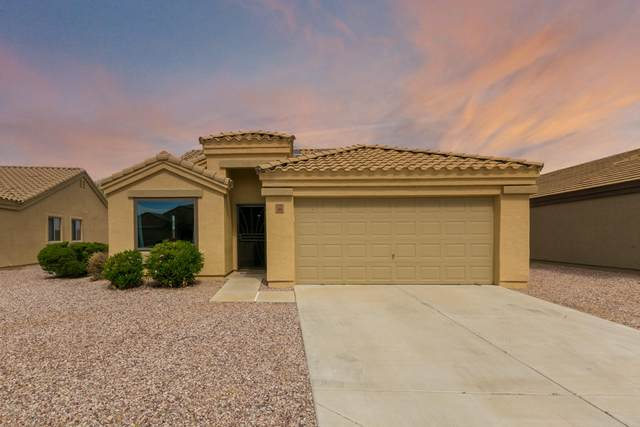360 W Phantom Drive, Casa Grande, AZ 85122 (MLS #6056646) :: Conway Real Estate