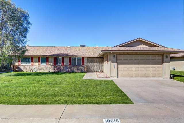 10615 W Roundelay Circle, Sun City, AZ 85351 (MLS #6056650) :: The Property Partners at eXp Realty