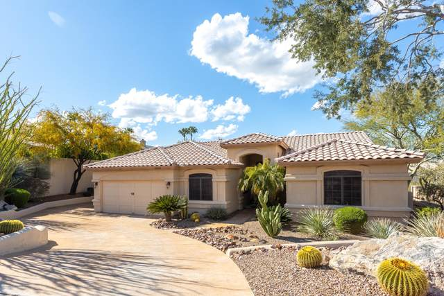 15948 E Ponderosa Drive, Fountain Hills, AZ 85268 (MLS #6056666) :: Brett Tanner Home Selling Team
