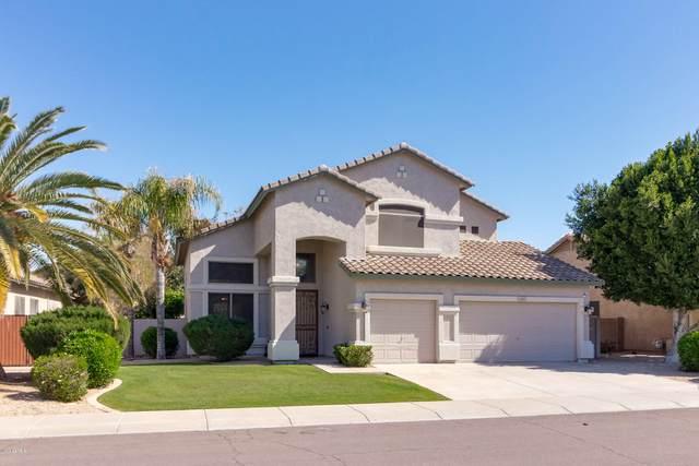 2186 W Periwinkle Way, Chandler, AZ 85248 (MLS #6056667) :: Revelation Real Estate