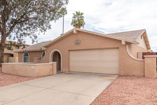 6031 E Acoma Drive, Scottsdale, AZ 85254 (MLS #6056669) :: Brett Tanner Home Selling Team