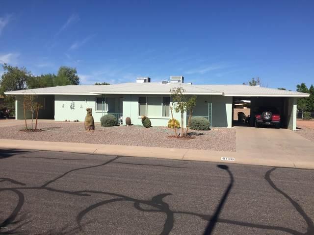 6128 E Akron Street, Mesa, AZ 85205 (MLS #6056672) :: Brett Tanner Home Selling Team