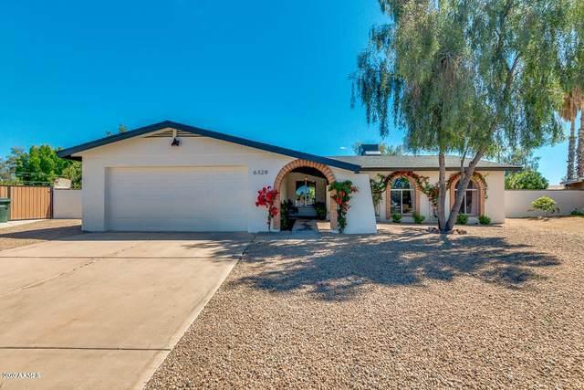 6328 E Evans Drive, Scottsdale, AZ 85254 (MLS #6056705) :: Brett Tanner Home Selling Team