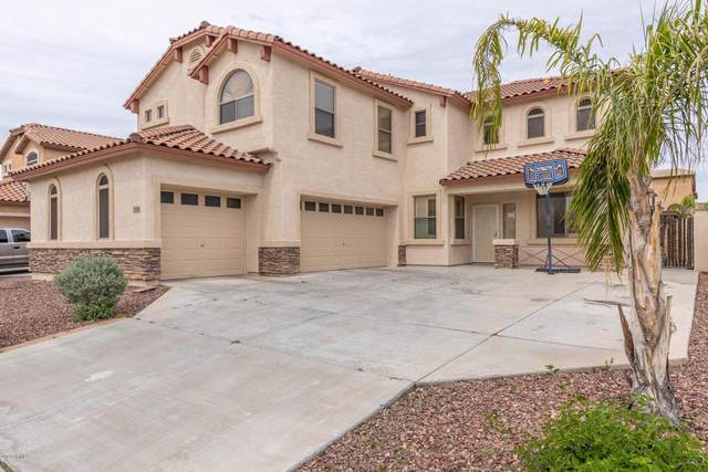 13584 W Banff Lane, Surprise, AZ 85379 (MLS #6056732) :: Brett Tanner Home Selling Team