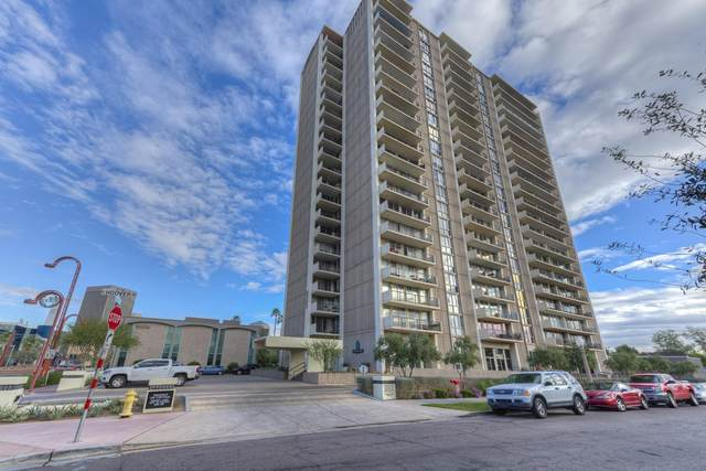 2323 N Central Avenue #404, Phoenix, AZ 85004 (MLS #6056748) :: The Property Partners at eXp Realty