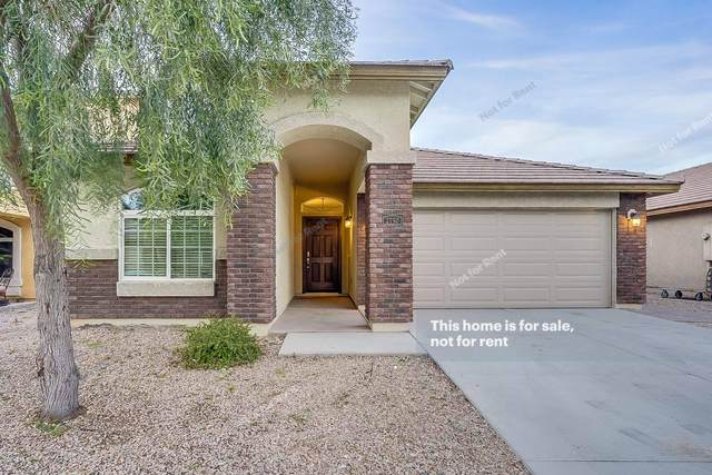 2750 W Chanute Pass, Phoenix, AZ 85041 (MLS #6056769) :: Brett Tanner Home Selling Team