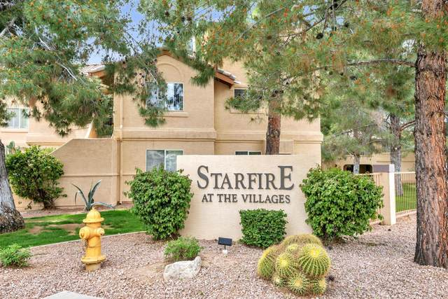 9736 N 95TH Street #125, Scottsdale, AZ 85258 (MLS #6056797) :: Brett Tanner Home Selling Team