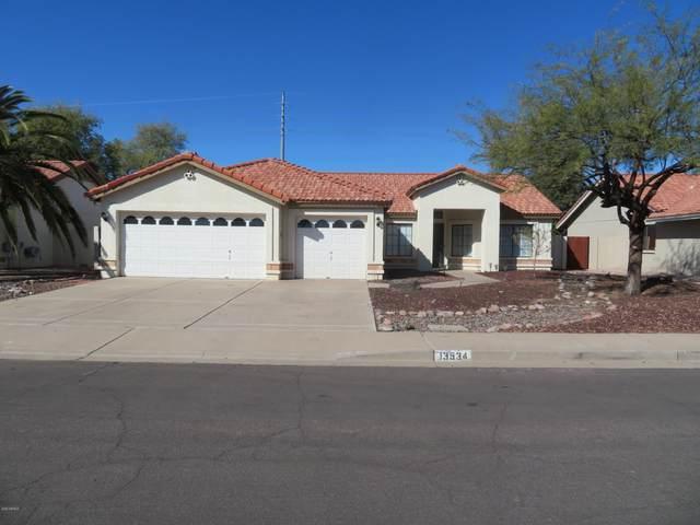 13534 N 88TH Place, Scottsdale, AZ 85260 (MLS #6056850) :: The Kenny Klaus Team
