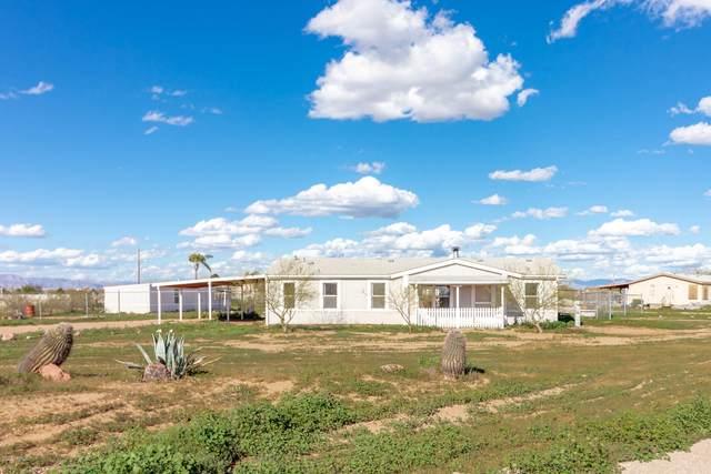 31477 N Felix Road, San Tan Valley, AZ 85143 (MLS #6056852) :: The Laughton Team