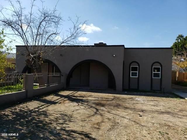9606 N 14TH Street, Phoenix, AZ 85020 (MLS #6056856) :: Brett Tanner Home Selling Team