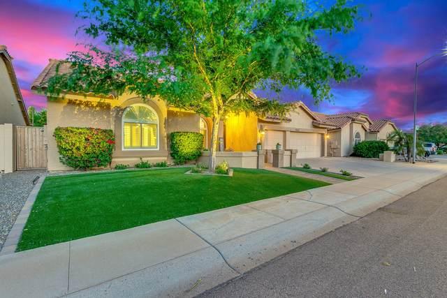 16243 N 57TH Street, Scottsdale, AZ 85254 (MLS #6056877) :: Brett Tanner Home Selling Team