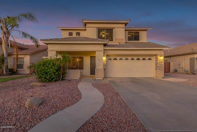 3537 S Sawmill Road, Gilbert, AZ 85297 (MLS #6056886) :: Openshaw Real Estate Group in partnership with The Jesse Herfel Real Estate Group