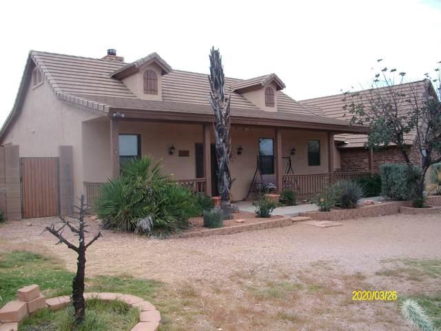 5785 E 32ND Avenue, Apache Junction, AZ 85119 (MLS #6056906) :: The Daniel Montez Real Estate Group