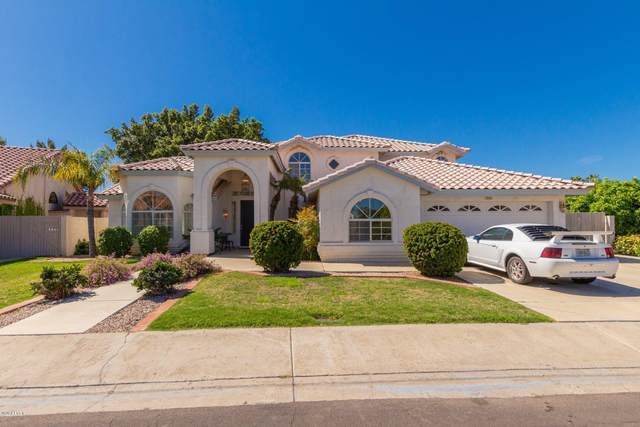 7045 W Kimberly Way, Glendale, AZ 85308 (MLS #6056926) :: The Laughton Team